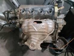 Головка блока цилиндров. Honda Fit Двигатель L13A