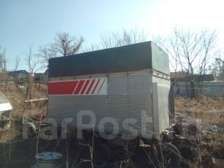 Мебельный фургон(будка)