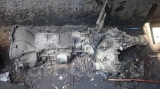 Механическая коробка переключения передач. Mitsubishi Pajero, V44WG, V24C, V44W, V24V, V24W, V24WG, V47WG Двигатель 4D56