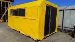Строительный вагон