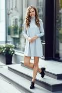 Платья-свитеры. 44