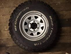 BFGoodrich Mud-Terrain T/A. Летние, износ: 5%, 4 шт