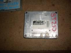 Блок управления двс. Toyota Caldina, ST210 Двигатель 3SFE