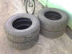 Dunlop Grandtrek AT2. Зимние, износ: 30%, 4 шт