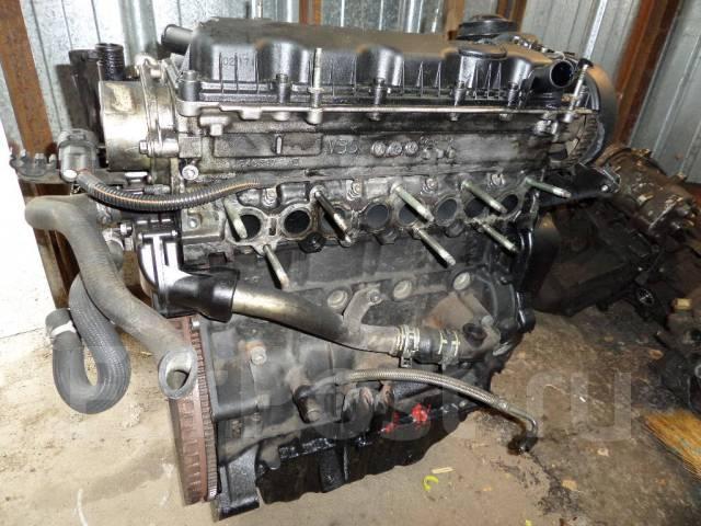 4HX DW12TED4 2.2 HDI Двигатель peugeot citroen RHR