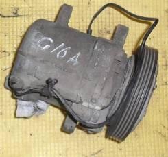 Компрессор кондиционера. Suzuki Escudo, TD01W, TA01W Двигатель G16A