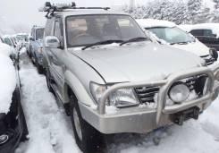 Бампер. Toyota Land Cruiser Prado, KZJ71G, KZJ71W, KZJ78G, KZJ78W Двигатель 1KZTE