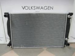Радиатор охлаждения двигателя. Audi A4, B7, B6, 4F2, C6, 4F5, C5 Audi A6, 4F2/C6, C5, 4F5/C6 Двигатели: BBJ, ASN