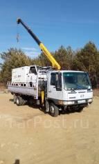 Hino Ranger. Продаются с крановой установкой, 5 309 куб. см., 3 000 кг.