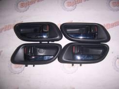 Ручка двери внешняя. Subaru Forester, SG5, SG9 Двигатели: EJ203, EJ202, EJ205, EJ255