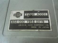 Блок управления автоматом. Nissan Presage, U30