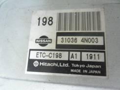 Блок управления автоматом. Nissan Serena, PC24, PNC24, TC24 Двигатели: QR20DE, SR20DE