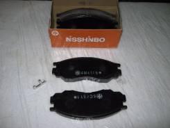 Колодка тормозная. Mitsubishi L400 Mitsubishi L200 Mitsubishi Delica, PA4W, PA5W, PB4W, PB5W, PB6W, PC4W, PC5W