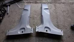 Накладка на стойку. Honda Insight, DAA-ZE2, ZE2, DAAZE2 Двигатель LDA