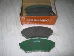Колодка тормозная. Mitsubishi Pajero Junior, H57A Mitsubishi Pajero Mini, H51A, H56A