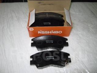 Колодка тормозная дисковая. Mitsubishi Delica, L069P, L039P, L063P Mitsubishi L300 Mitsubishi L200 Mitsubishi Pajero, L048G, L049GV, L046G, L043G, L04...