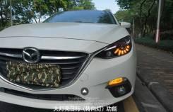 Фара. Mazda Axela, BM5AP, BM5FS, BYEFP, BM5AS, BM2FP, BMEFS, BM2FS, BM5FP Mazda Mazda3, BM. Под заказ