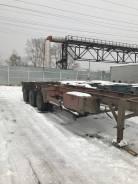 Korea Trailer. Полуприцеп контейнеровоз, 30 000 кг.