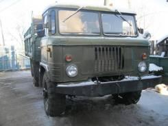 ГАЗ 66. ВАЗ 66, 40 куб. см., 3 000 кг.
