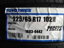Toyo Proxes CF2 SUV. Летние, 2017 год, без износа, 1 шт