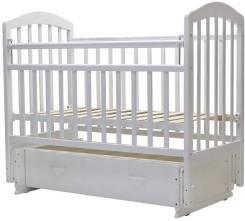 Кроватка детская Лира 7 (Белая). Новая