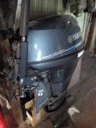 Yamaha. 25,00л.с., 4х тактный, бензин