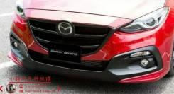 Обвес кузова аэродинамический. Mazda Axela, BM5AP, BM5FS, BYEFP, BM5AS, BM2FP, BMEFS, BM2FS, BM5FP Mazda Mazda3, BM. Под заказ