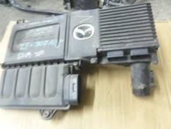 Блок управления двс. Mazda Demio, DY3W