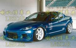 Обвес кузова аэродинамический. Mazda RX-8, SE3P. Под заказ