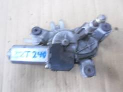 Моторчик заднего дворника. Toyota Allion, ZZT245, ZZT240, AZT240, NZT240 Toyota Premio, ZZT240, AZT240, NZT240, ZZT245 Двигатели: 1NZFE, 1AZFSE, 1ZZFE