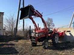 Yanmar. Японский трактор FX175 Front Loader c КУН с фрезой, 900 куб. см. Под заказ