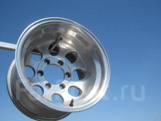 Mickey Thompson. 10.0x15, 6x139.70, ET-46