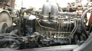 Двигатель в сборе. Mitsubishi FK Mitsubishi Fuso