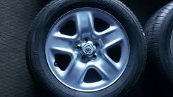 Toyota. 6.5x17, 5x114.30, ЦО 60,1мм.