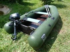 Suzuki. 2,50л.с., 4х тактный, бензин, Год: 2012 год