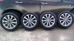 Оригинальные колеса Nissan Qashqai R18. x18 5x114.30