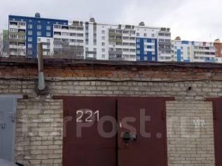 Гаражи кооперативные. пер. Черепичный, возле ул. Подгаева, р-н Индустриальный, 20 кв.м., электричество, подвал. Вид снаружи