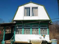 Продаётся дачный участок с двухэтажным надежным домиком с мансардой. От частного лица (собственник)