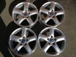Volkswagen. 8.0x18, 5x120.00, ET57, ЦО 71,0мм.