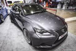 Обвес кузова аэродинамический. Lexus IS200t Lexus IS300. Под заказ