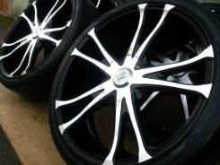 Лето R22 Mercedes-Benz ML Лот 22563. 9.0x22 5x112.00, 5x114.30 ET35 ЦО 73,0мм.
