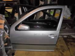 Дверь боковая. Volkswagen Golf, 1J1, 1J5, 4