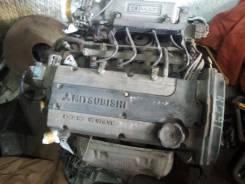 Двигатель в сборе. Mitsubishi Mirage Mitsubishi Colt Plus Mitsubishi Lancer Двигатель 4G91