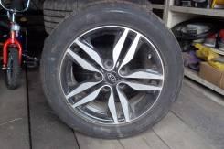 Продам колес c Kia cerato. 6.0x16 5x114.30 ET-46 ЦО 67,1мм.
