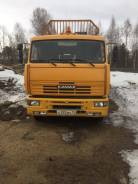 Камаз 65116. , 30 куб. см., 20 000 кг.