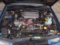 Двигатель в сборе. Subaru Impreza WRX, GC8, GC8LD3 Subaru Impreza WRX STI, GC8 Двигатели: EJ20, EJ207