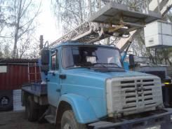 ЗИЛ АГП-18. Продается автовышка АП-18м, 94 куб. см., 18 м.