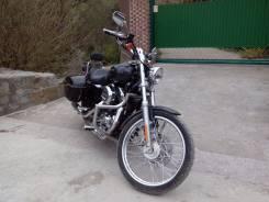 Harley-Davidson Sportster 1200 Custom XL1200C. 1 200 куб. см., исправен, птс, с пробегом