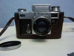 Фотоаппарат КИЕВ-3А 1958г. в.