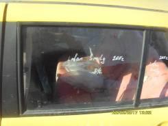 Стекло двери задней левой Lifan Smily 2010> Лифан Смайли F6203100